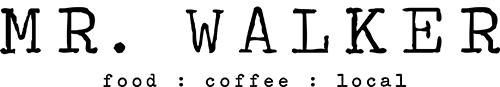 Mr. Walker Melbourne Logo